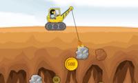 Goud mijnwerkers