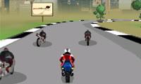 Gek motorfiets