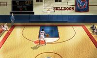 العاب كرة السلة الرميات الثلاتية
