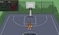 Jonge Spalding Basketbal