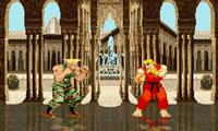 Street Fighter II Flash