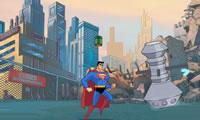 Justice League Training Academy - Superman