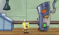SpongeBob burger bitwy