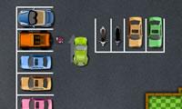 Parkplatz-Herausforderungen