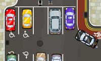 De strijd voor het parkeren