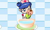 verpleegkundige zorg baby