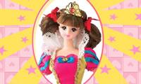 Barbie princess puzzel