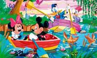 Disney tekenfilm puzzels