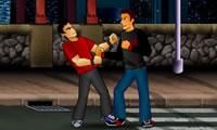 Hevige gevechten
