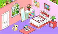 Mijn nieuwe kamer