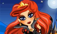 Transylvanian Princess Dress Up