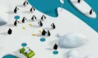 Η πολική αρκούδα πάρκινγκ