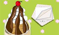 Wie man gebratenes Eis