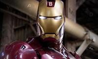Iron Man - Find the Alphabets