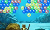 Bubble ineenstorting