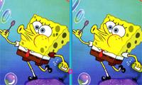 Sponge Bob Spot perbedaan
