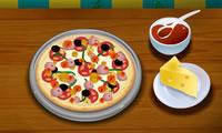 Italiaanse Pizza Match