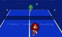 Tafeltennis-Mario