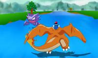Monster Fiery dragon