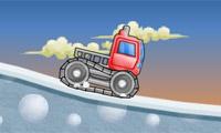 Sneeuw Truck
