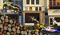 transformatoren Megatron oorlog