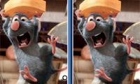 Ratatouille - vlek het verschil