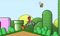 Mario mushroom continent