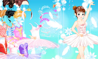 Ballerina Dress Up-2