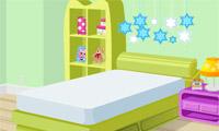 Yuki lucu kamar tidur