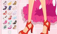 Magasin de chaussures mode