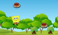 SpongeBob Schwammkopf - Lebensmittel Catcher