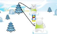 Penguin Skiën