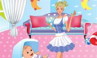 The babysitter Dress Up