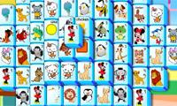 Cartoon Mahjong