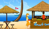 海灘咖啡館