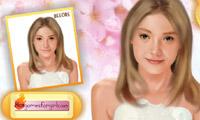 Dakota Fanning make-up