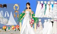 Fantasie kust bruiloft