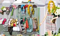 Store Flower Girl