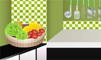 Healthy Dish - Shrimp Mango Salad