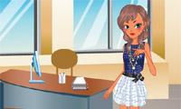 Office Cutie Dress Up