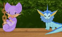 Pokemon uitoefening van paren