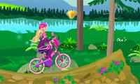 Barbie Stylin fietstocht