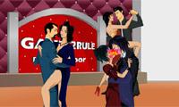 Beijo na dança