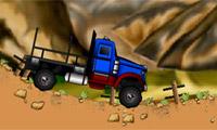 العاب شاحنات نقل بضائع
