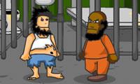 Brawl prisão de Hobo