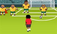 Fußball-Schale