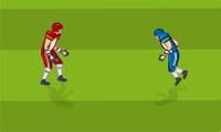 着陆 - 美式足球