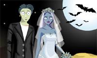 Pasangan Halloween