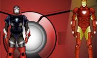 Iron Man Dress Up