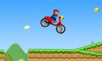 Mario Bros Motorrad